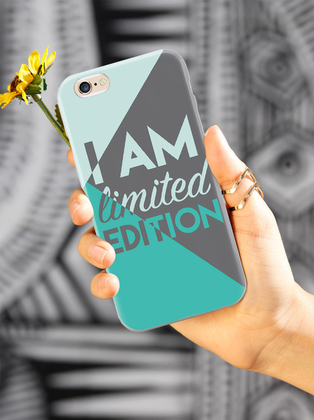 I am Limited Edition Case