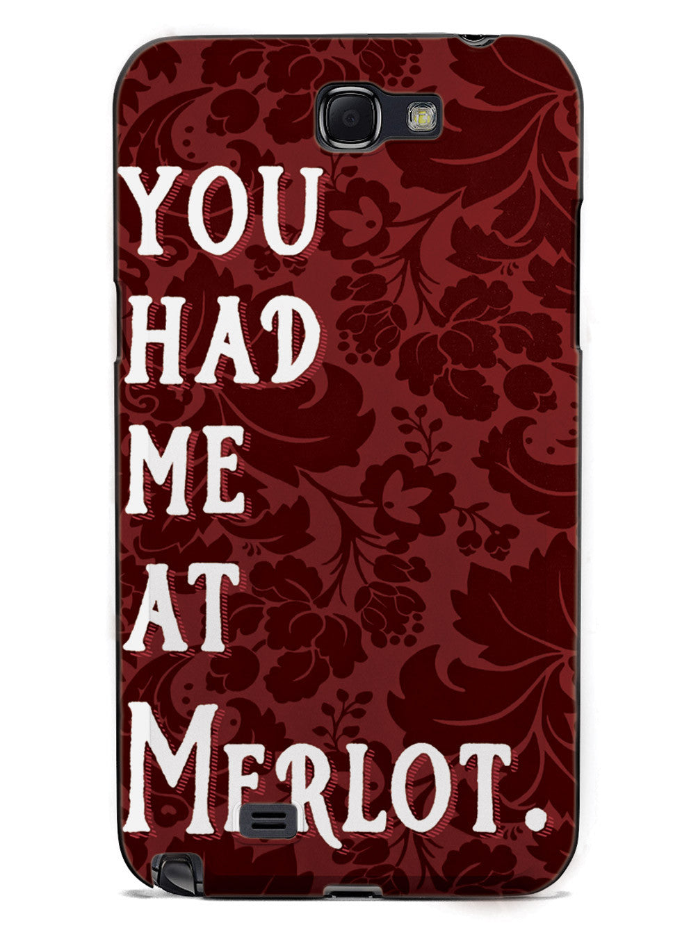You Had Me At Merlot - Wine Case