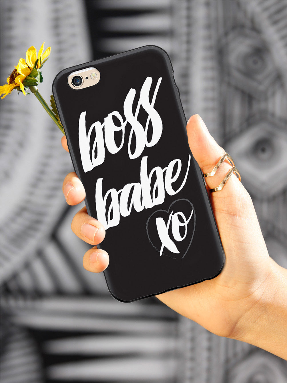 Boss Babe Case