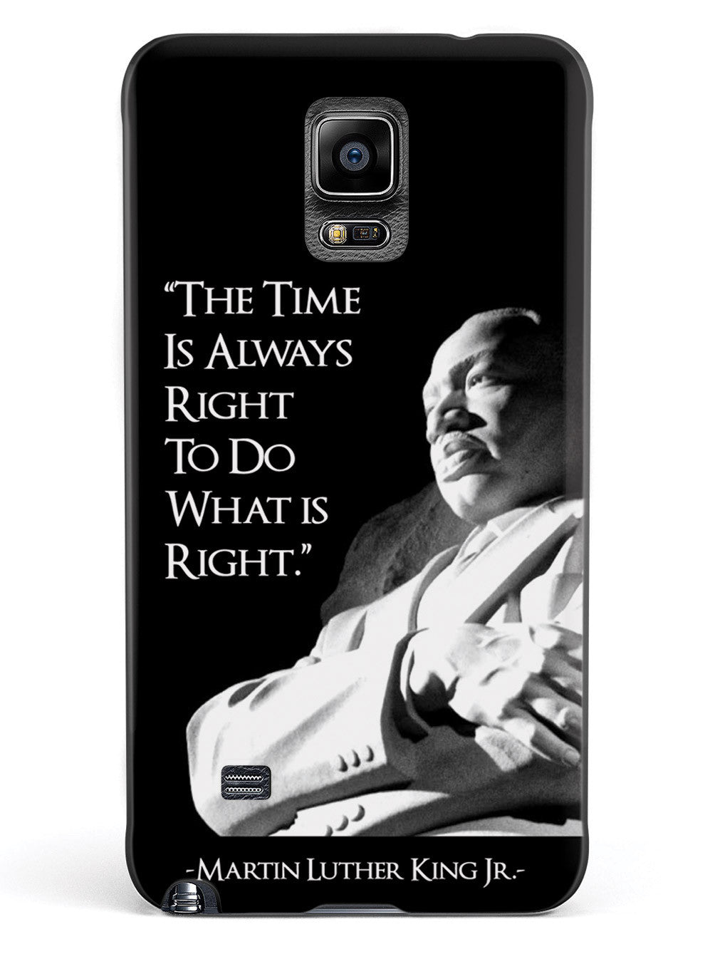 Do What Is Right - MLK Jr. Case