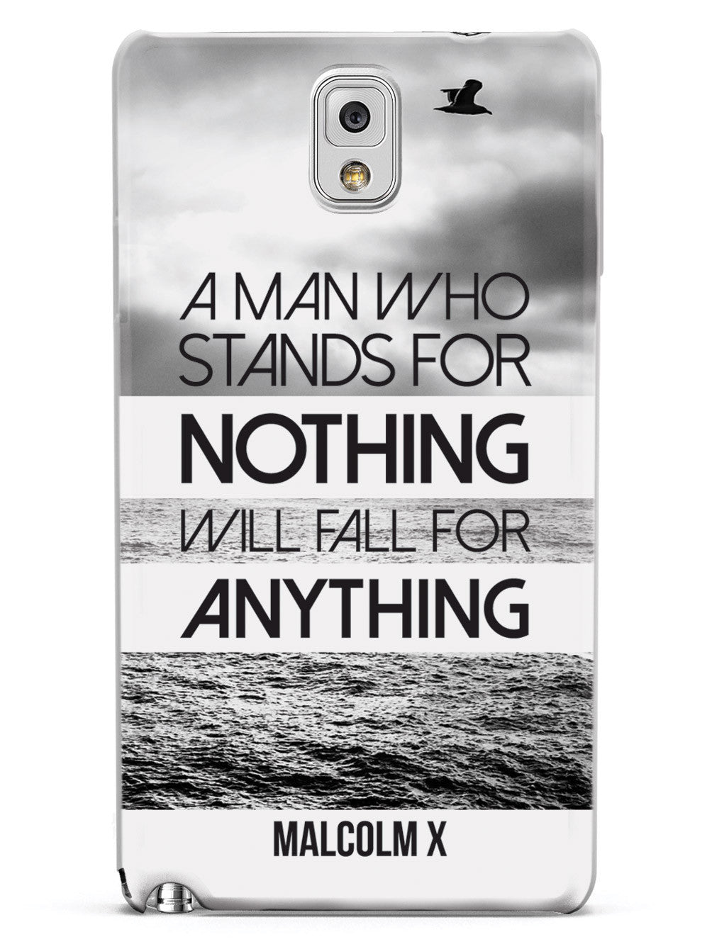 A Man Who Stands - Malcom X Case