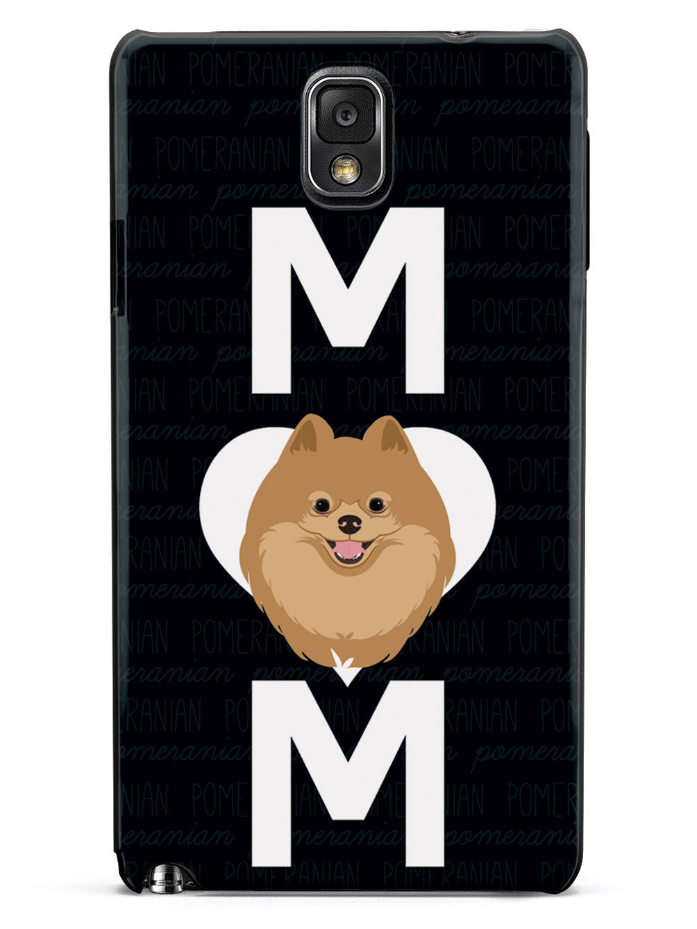 Pomeranian Mom Case