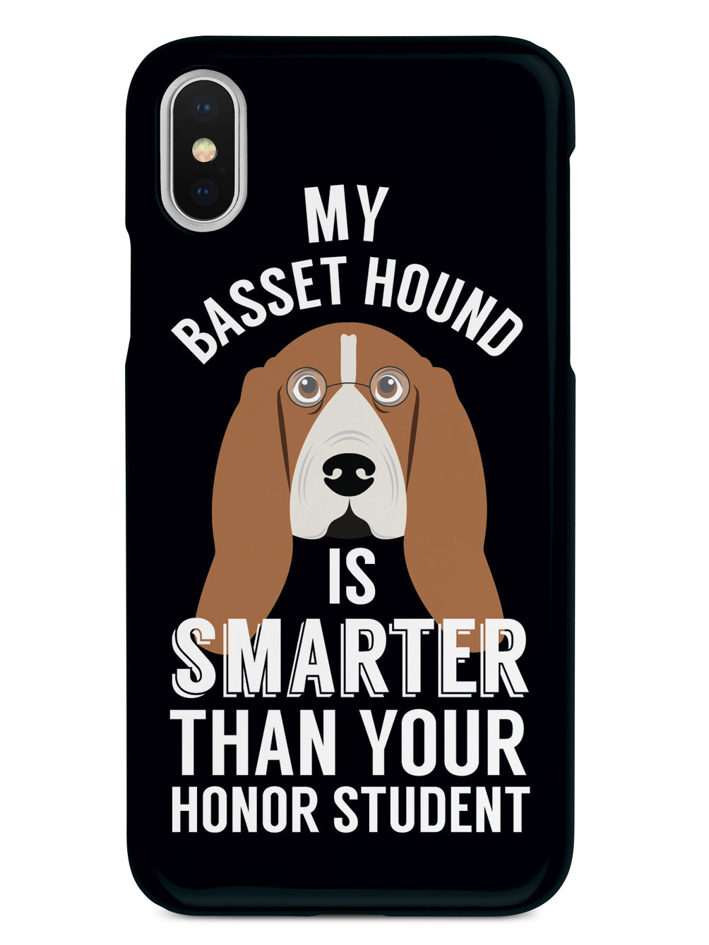 Smarter Than Your Honor Student - Basset Hound Case