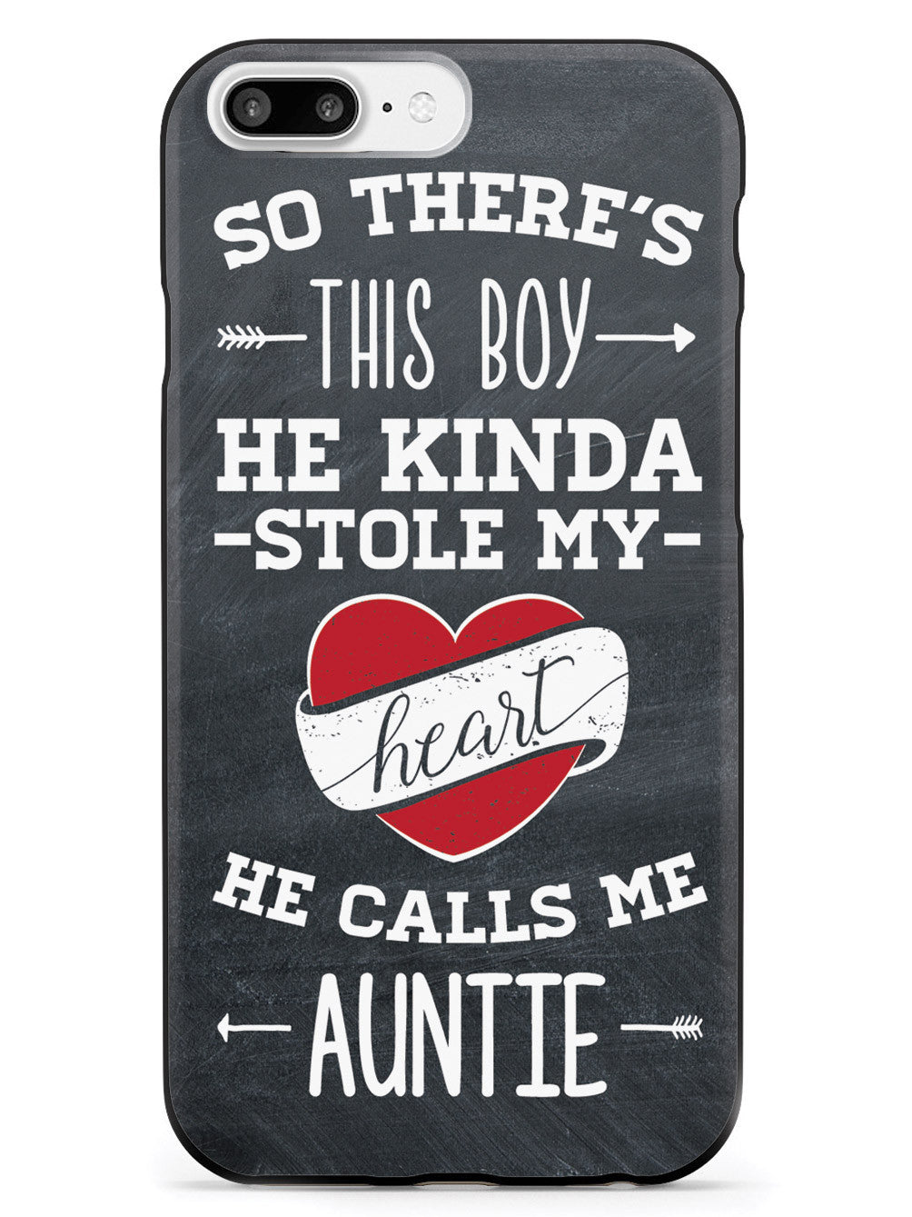 So there's this Boy - Auntie Case
