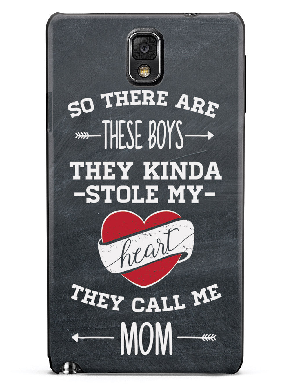 So There Are These Boys - Mom Case