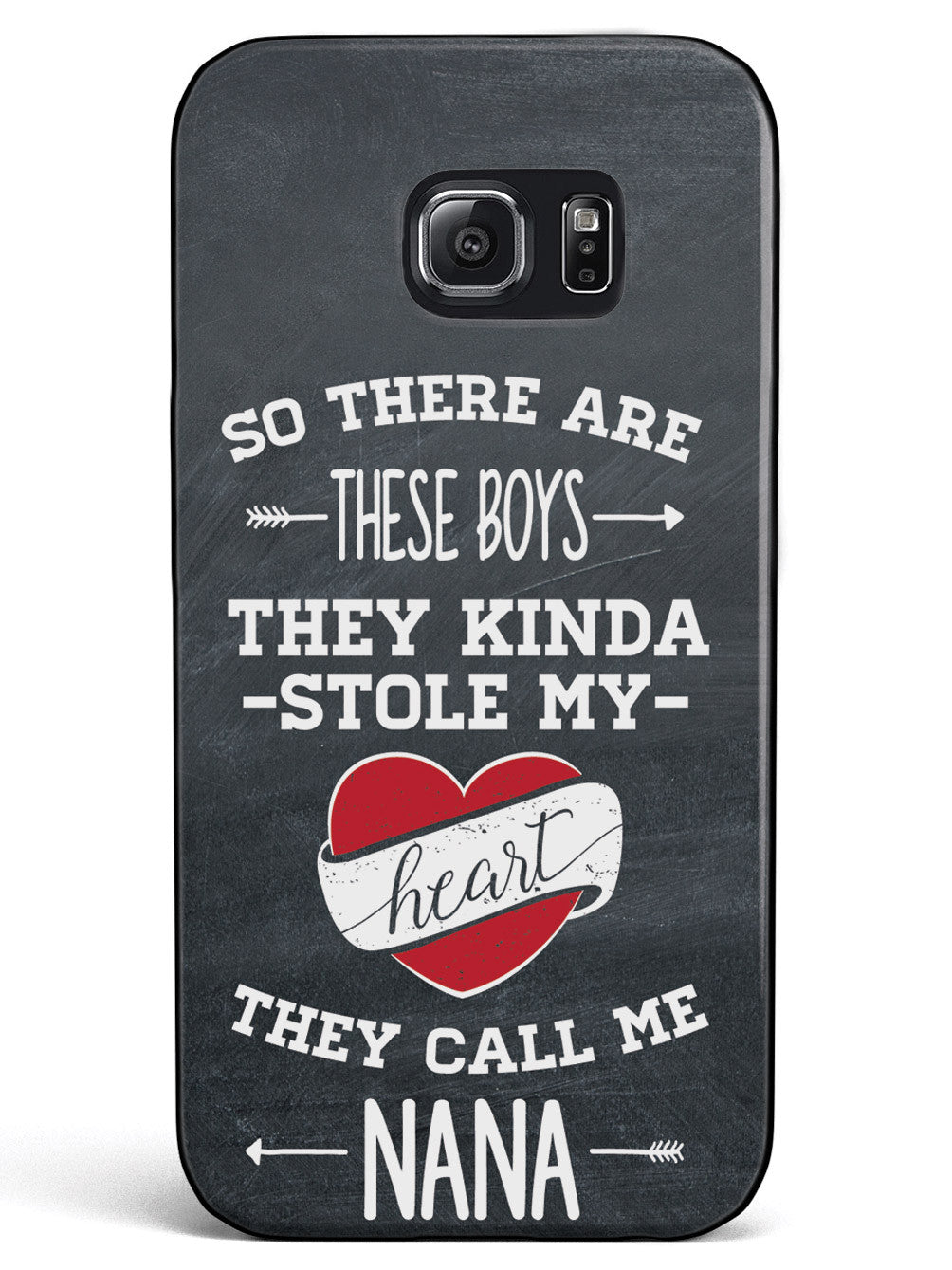 So There Are These Boys - Nana Case