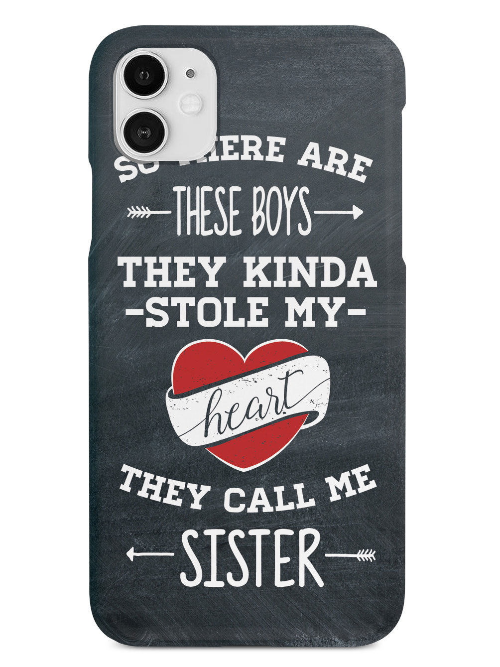 So There Are These Boys - Sister Case