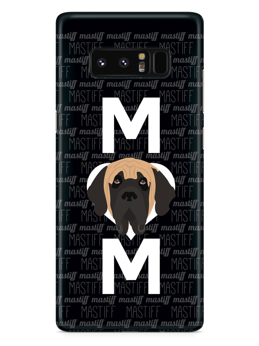 Mastiff Mom Case