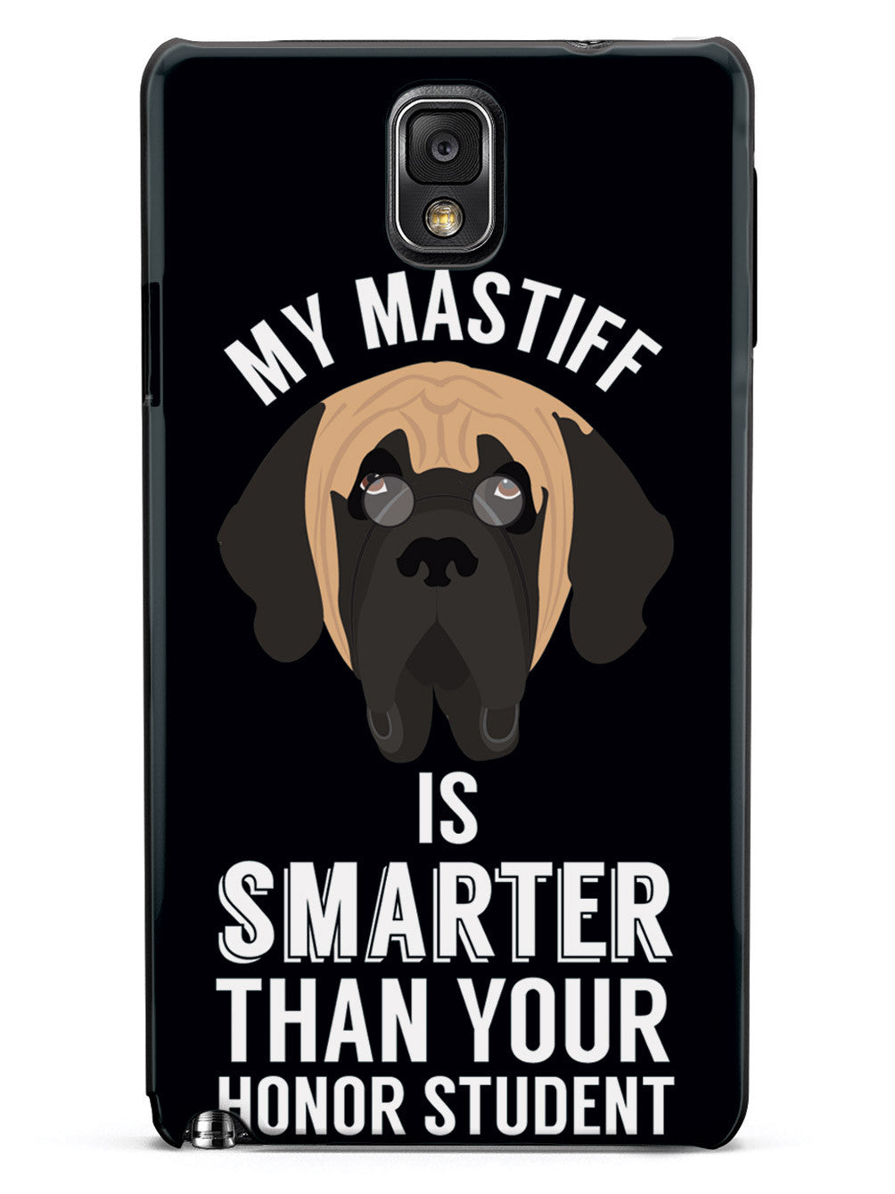 Smarter Than Your Honor Student - Mastiff Case