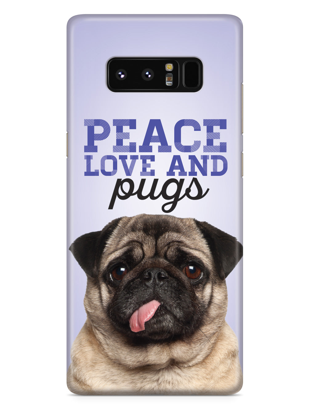 Peace Love and Pugs - Real Life Case