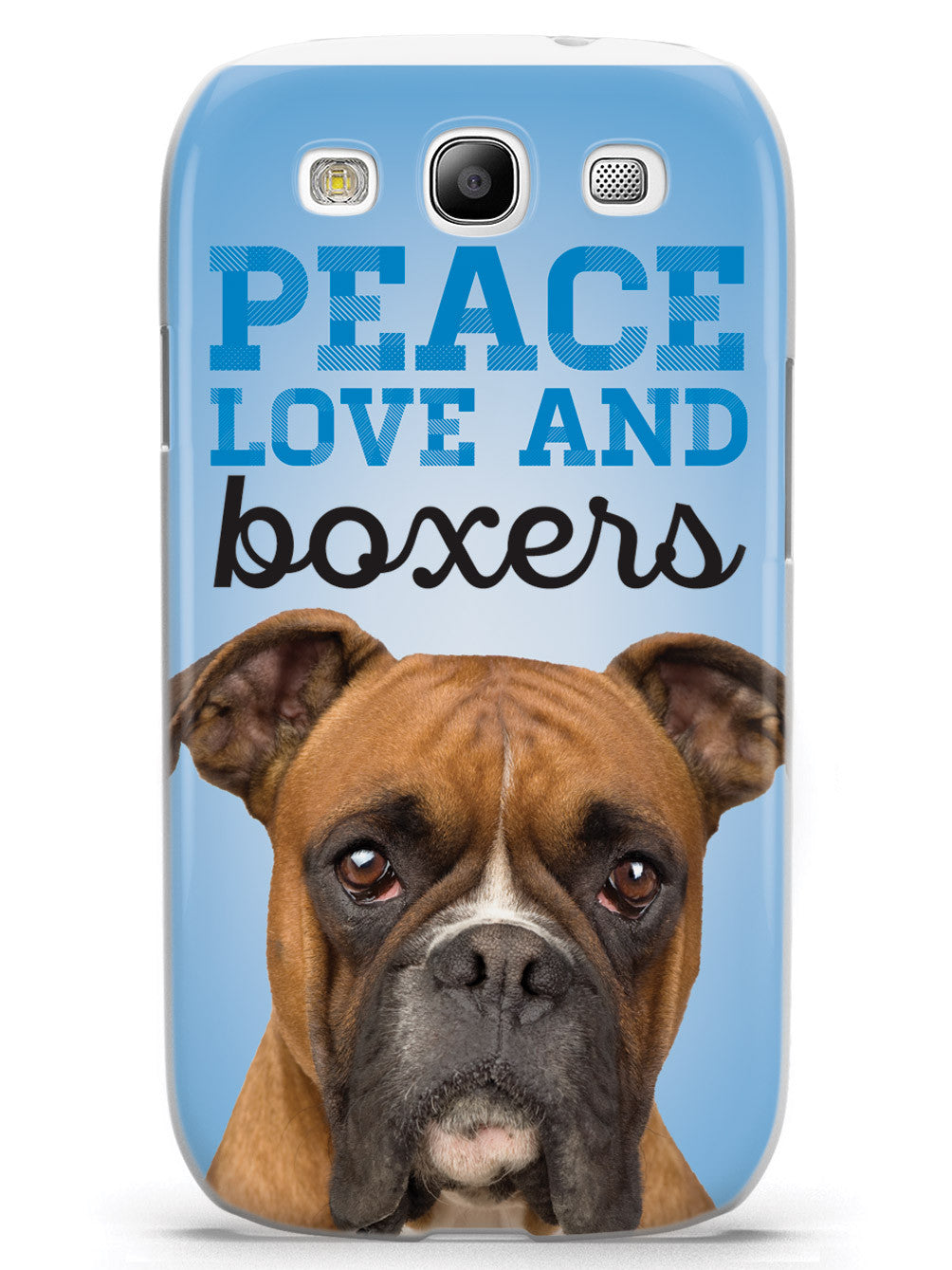 Peace Love and Boxers - Real Life Case