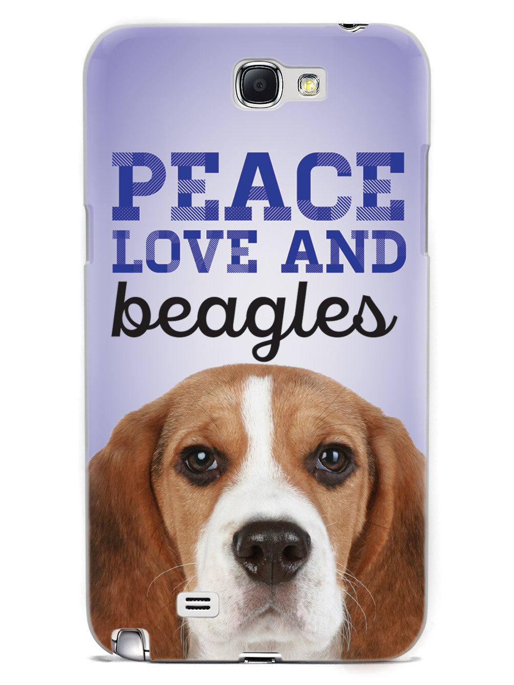 Peace Love and Beagles - Real Life Case