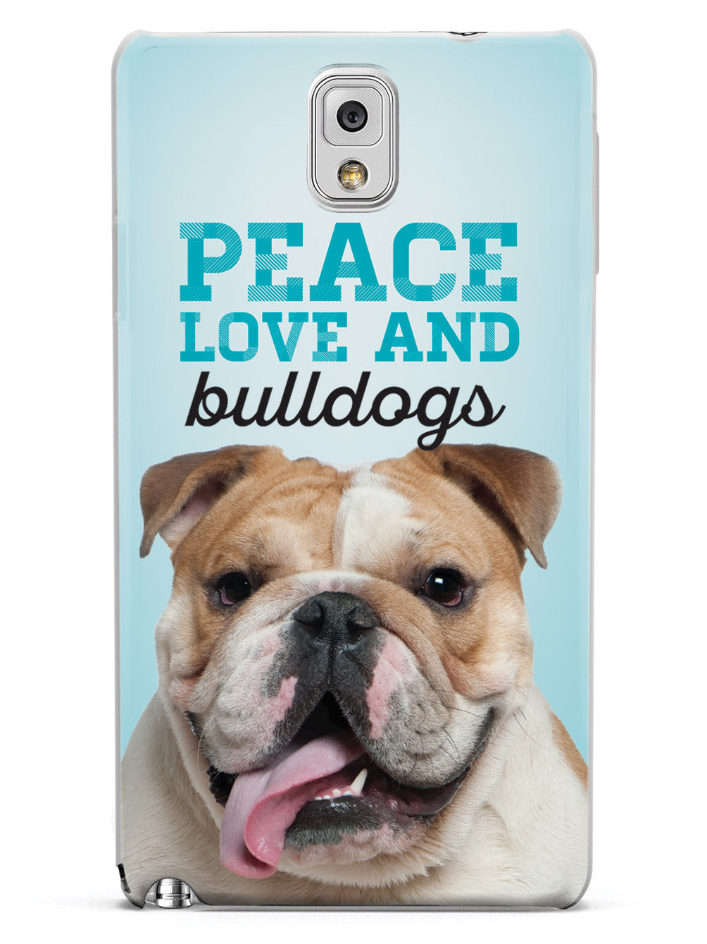 Peace Love and Bulldogs - Real Life Case