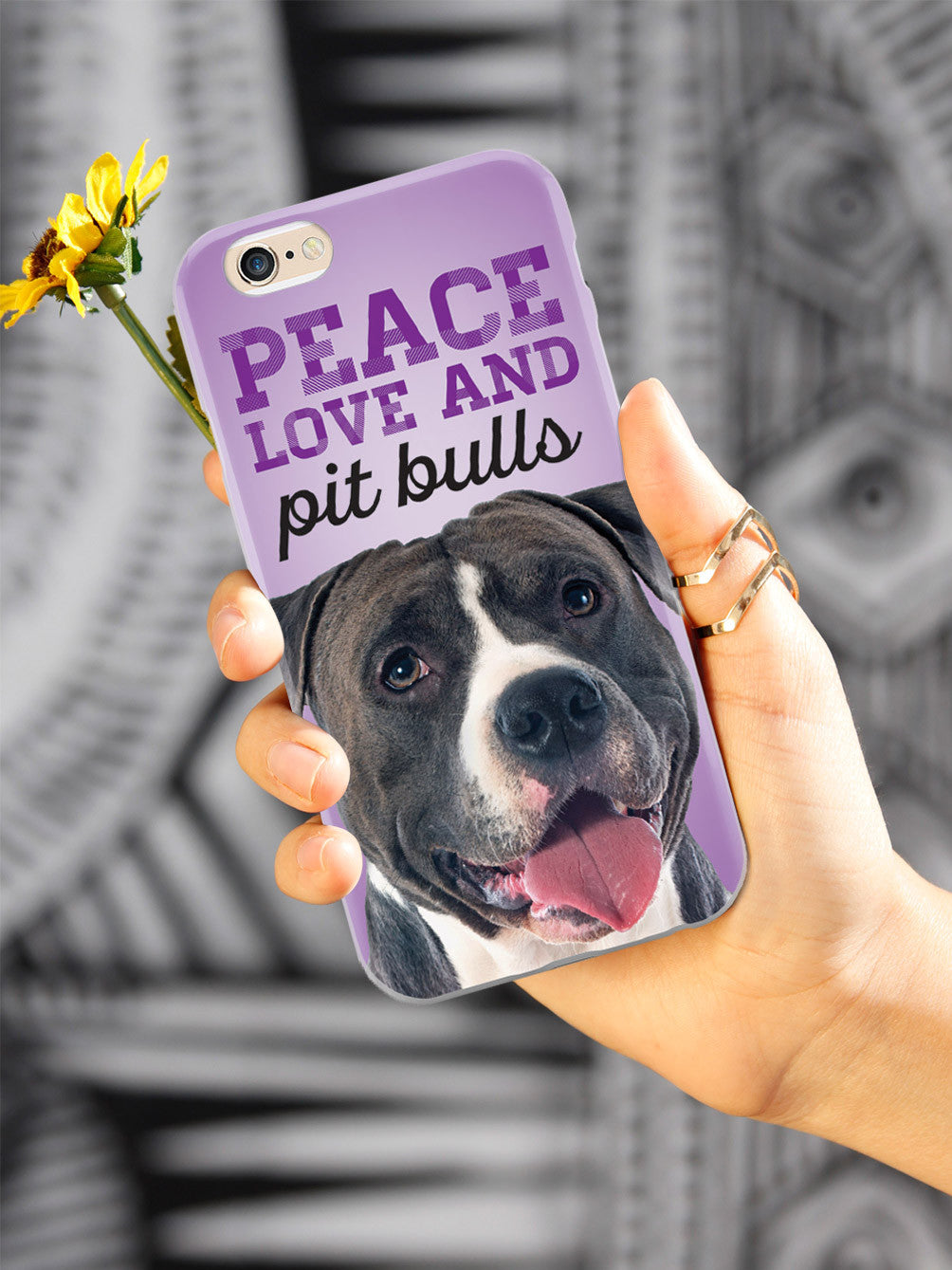 Peace Love and Pit Bulls - Real Life Case