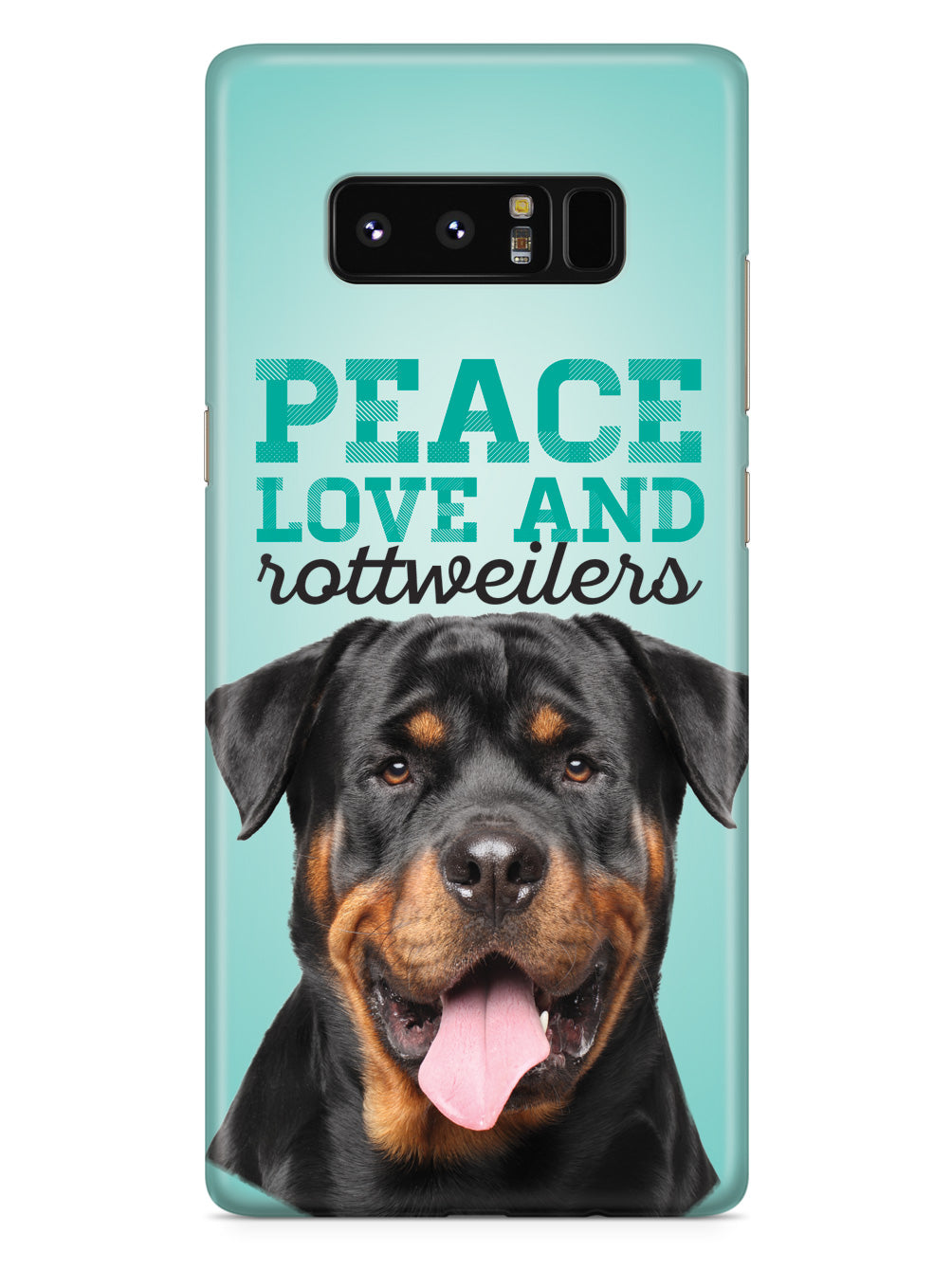 Peace Love and Rottweilers - Real Life Case