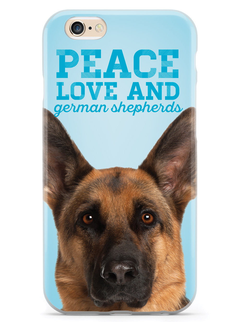 Peace Love and German Shepherds - Real Life Case