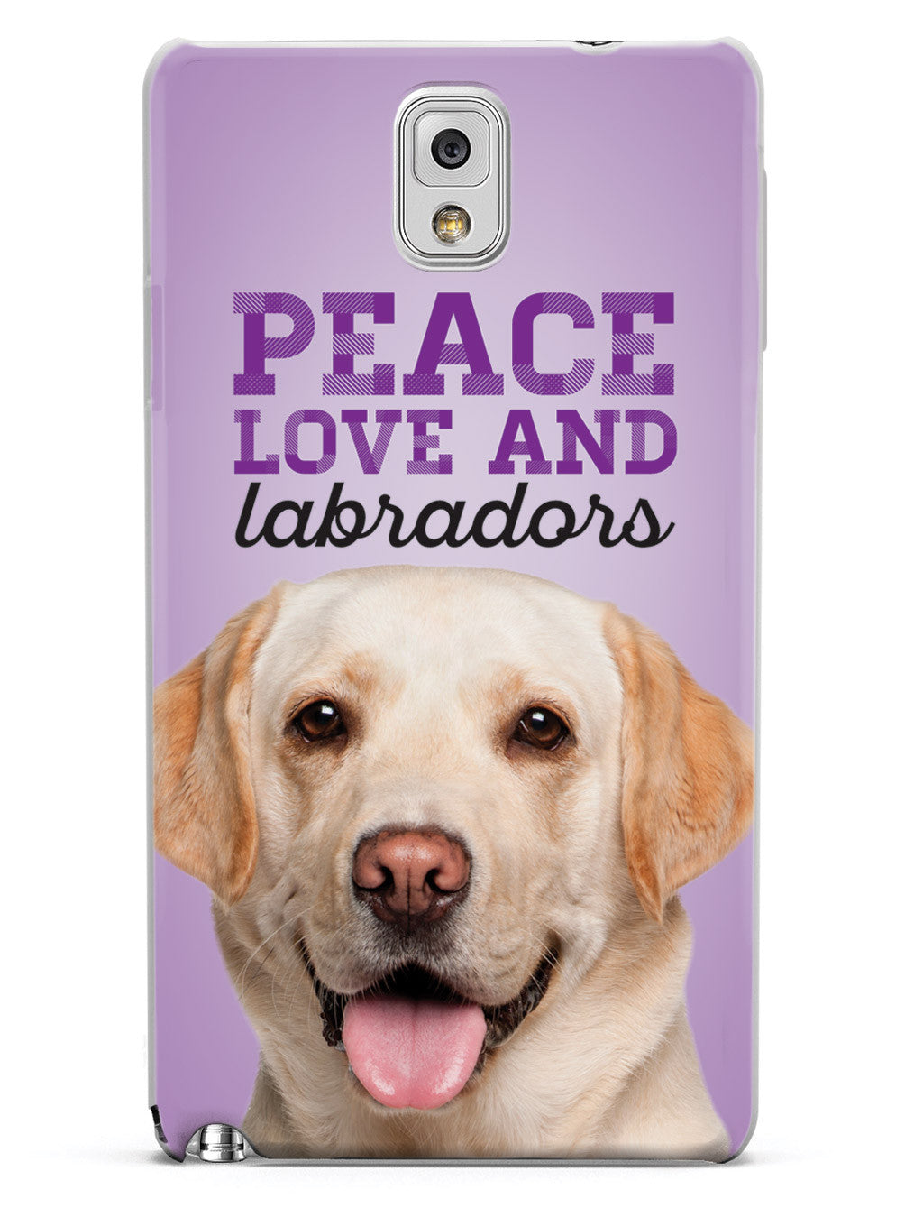 Peace Love and Labradors - Real Life Case