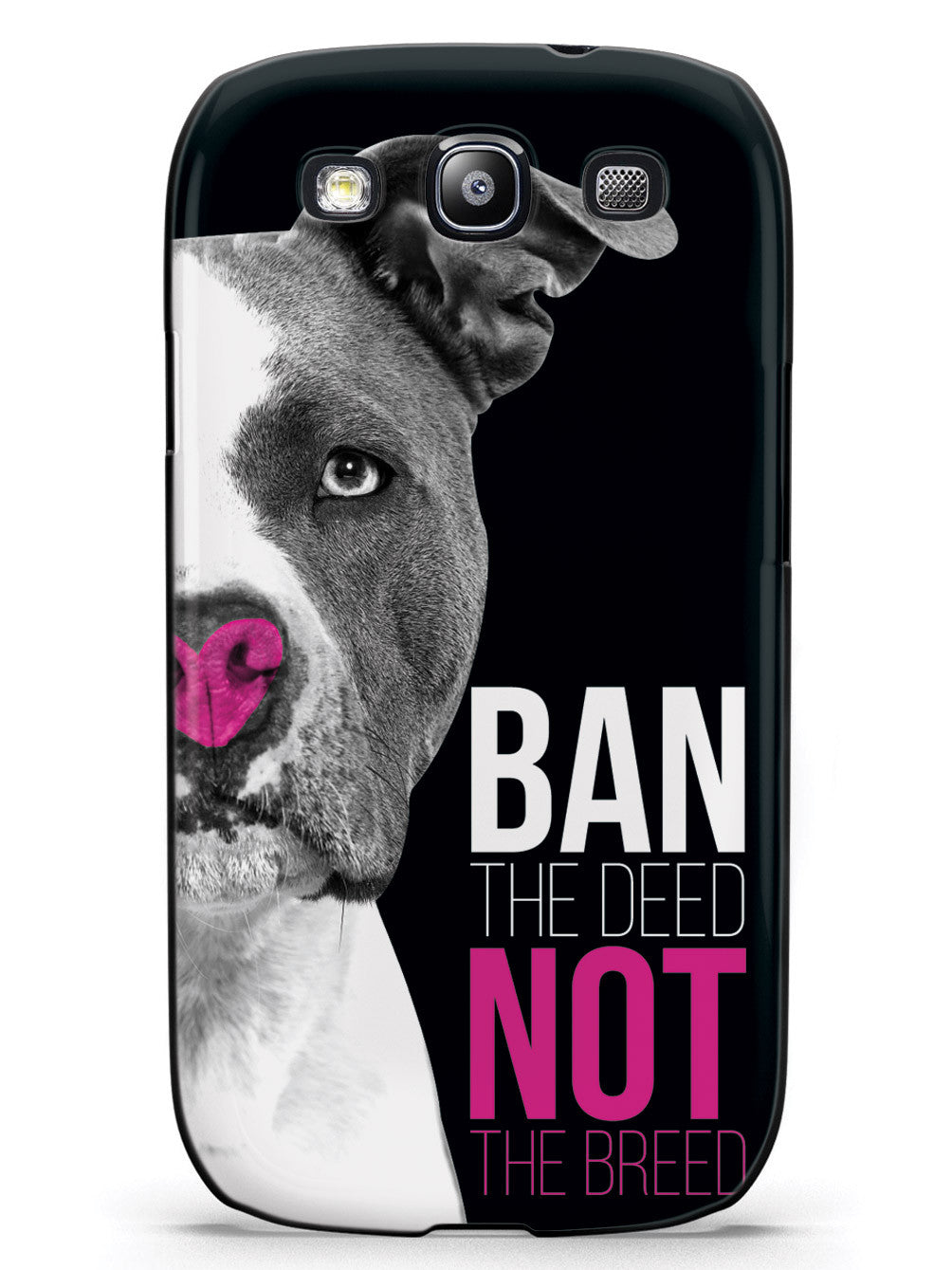 Ban The Deed, Not The Breed - Pitbull Case