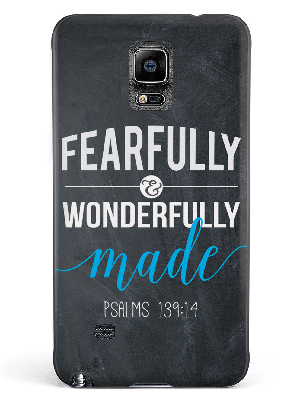 Psalms 139:14 Bible Verse Quote Case