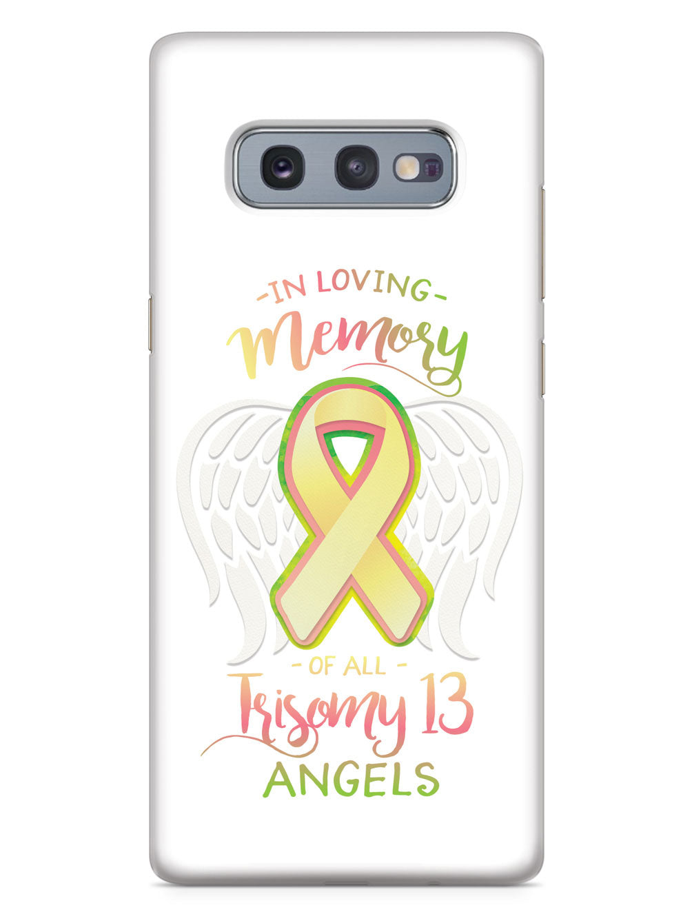 In Loving Memory - Trisomy 13 Angels Case
