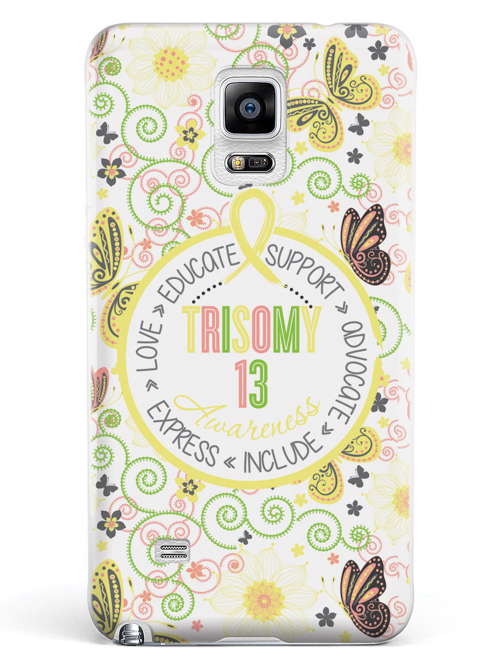 Trisomy 13 - Butterfly Pattern Case