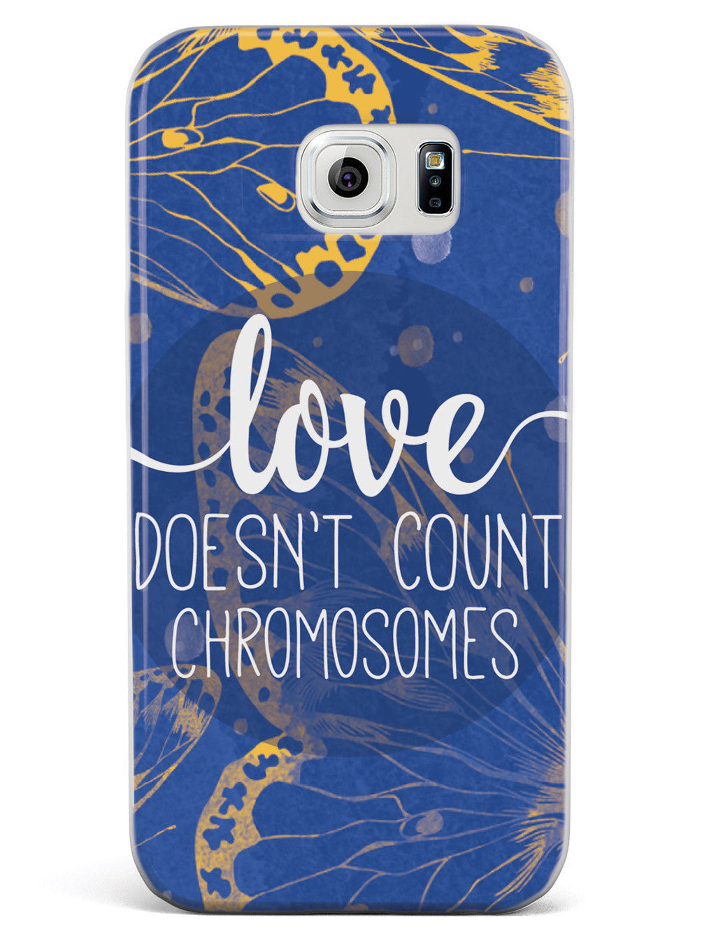 Love Doesn't Count Chromosomes Case