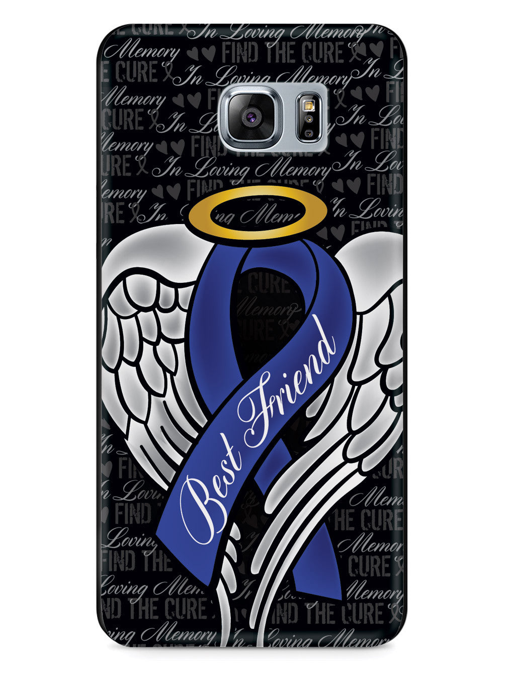 In Loving Memory of My Best Friend - Blue Ribbon Case
