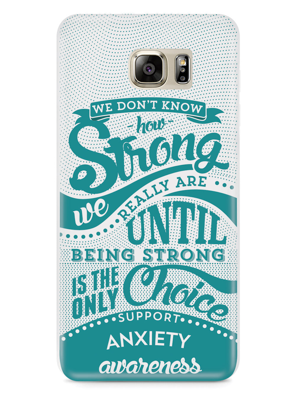 Anxiety Disorder Awareness - How Strong Case