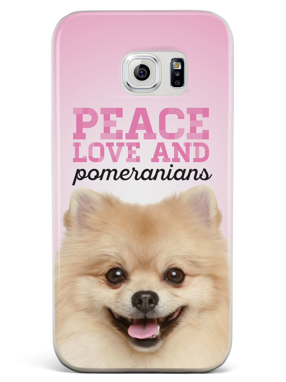 Peace Love and Pomeranians - Real Life Case