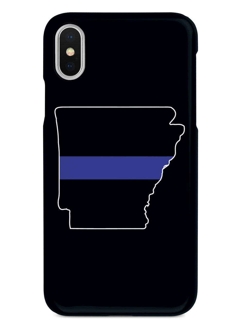 Thin Blue Line - Arkansas Case