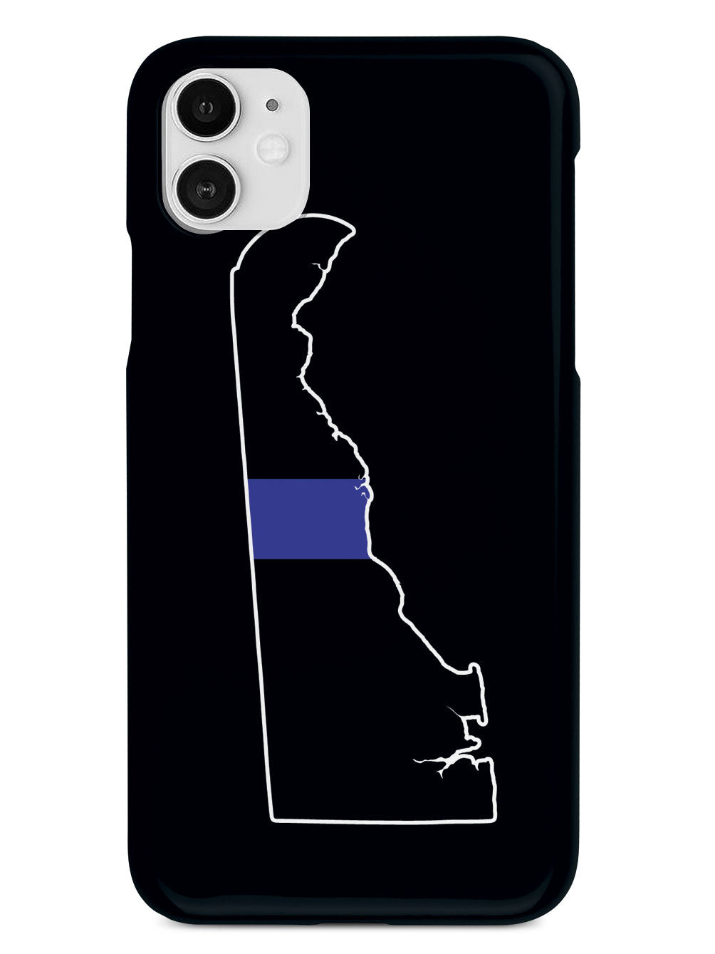 Thin Blue Line - Delaware Case