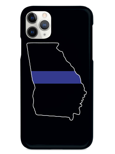 Thin Blue Line - Georgia Case