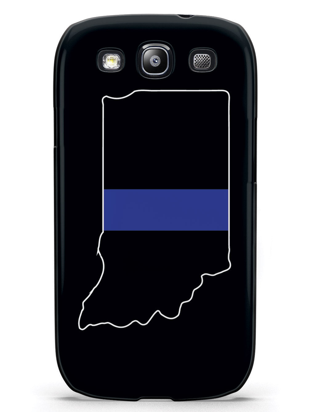 Thin Blue Line - Indiana Case