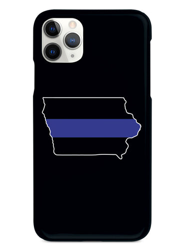 Thin Blue Line - Iowa Case