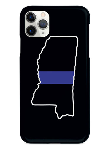 Thin Blue Line - Mississippi Case