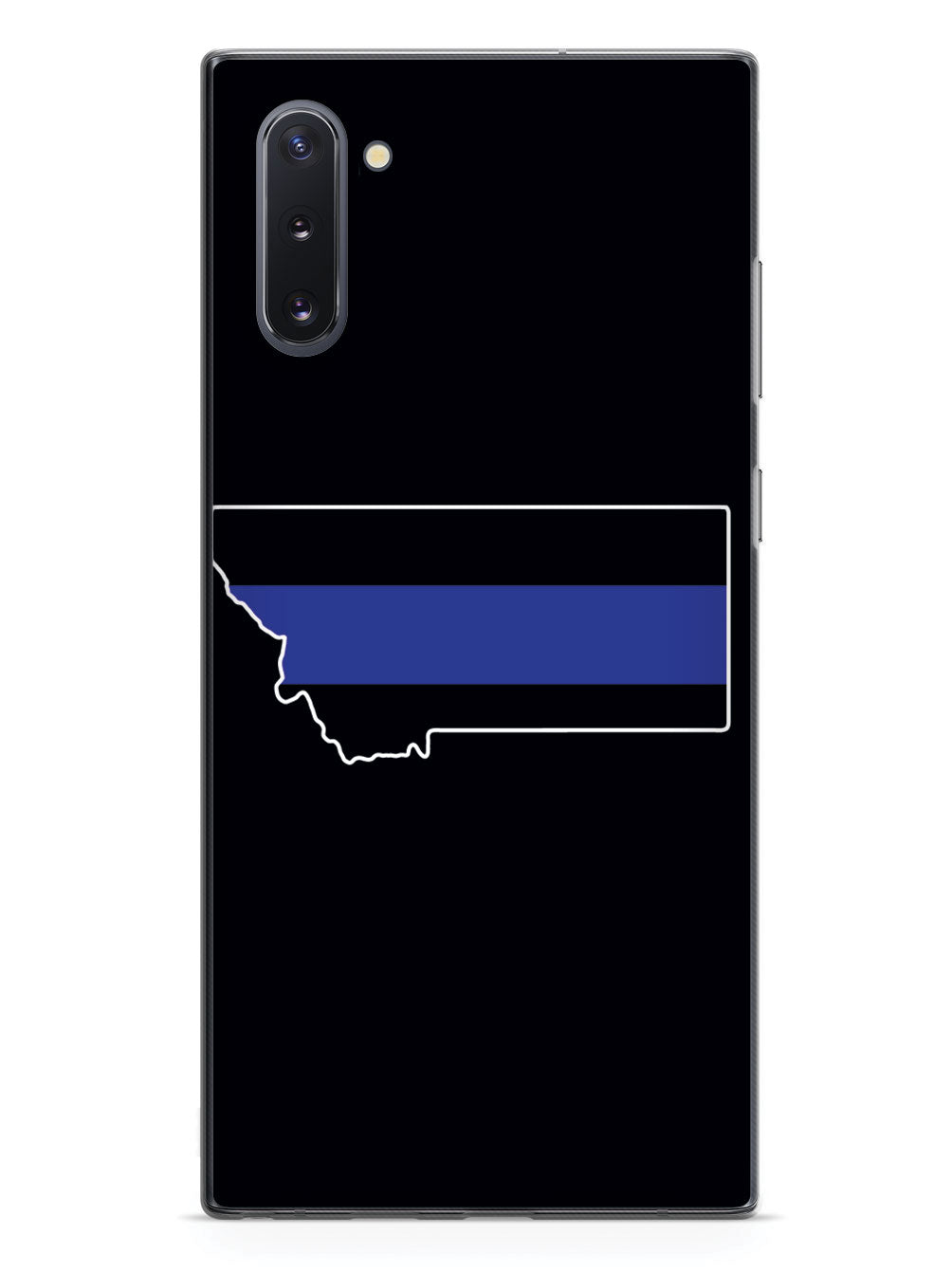 Thin Blue Line - Montana Case