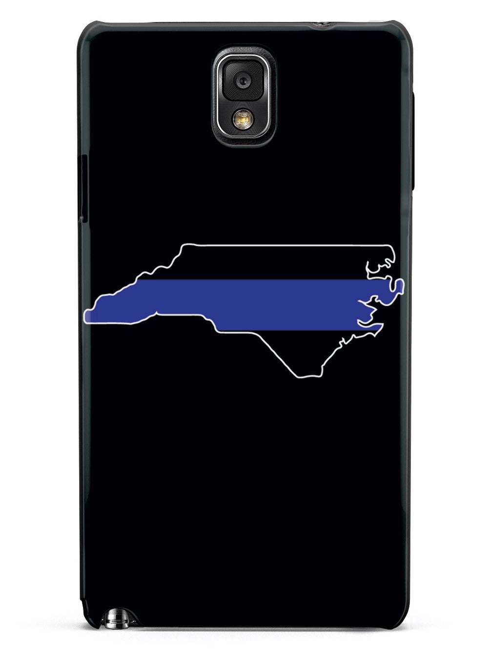 Thin Blue Line - North Carolina Case