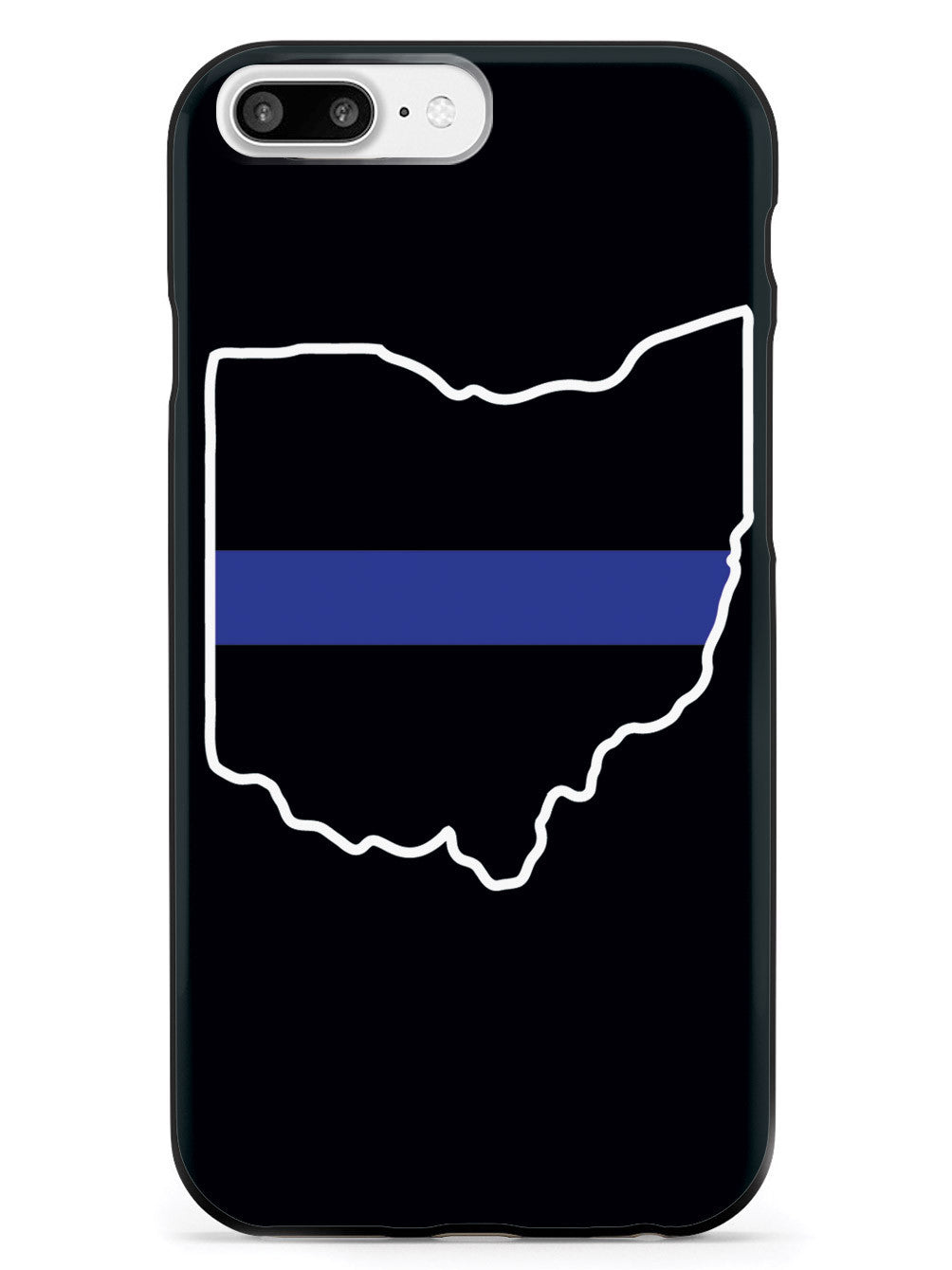 Thin Blue Line - Ohio Case