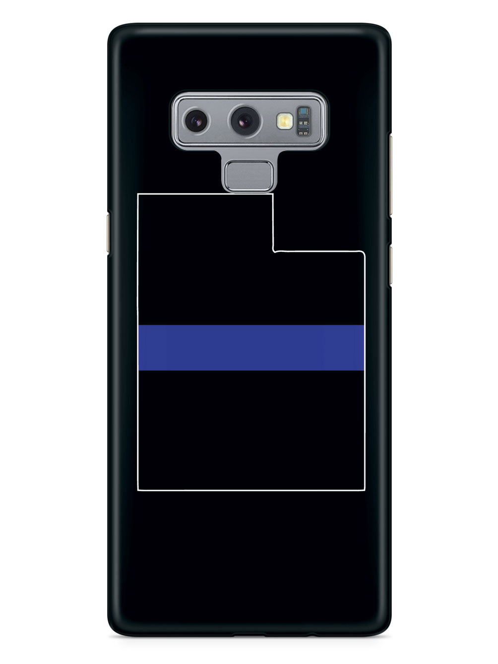 Thin Blue Line - Texas Case