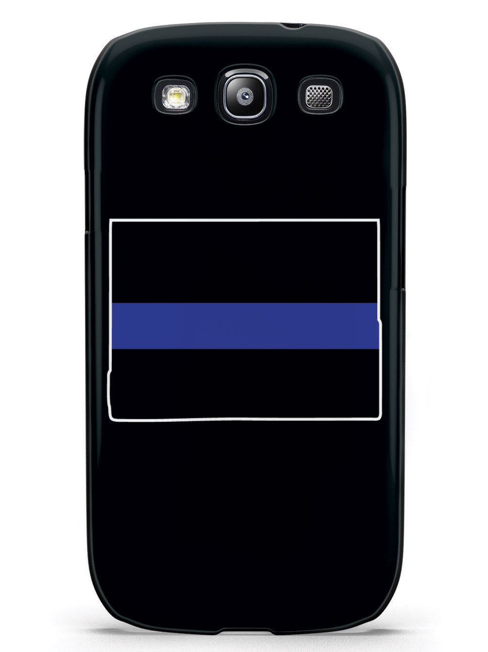 Thin Blue Line - Wyoming Case