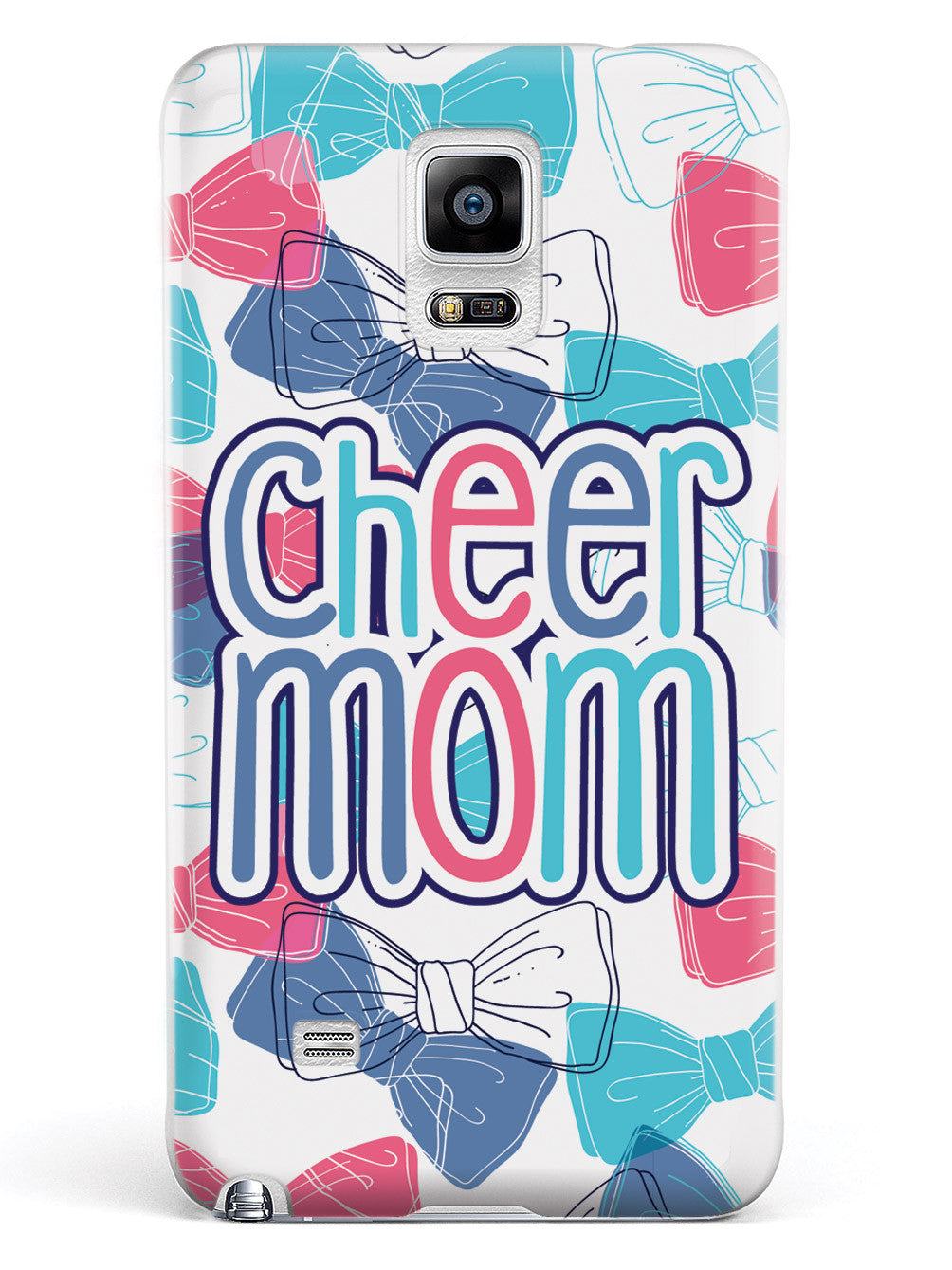 Cheer Mom - Bows Case