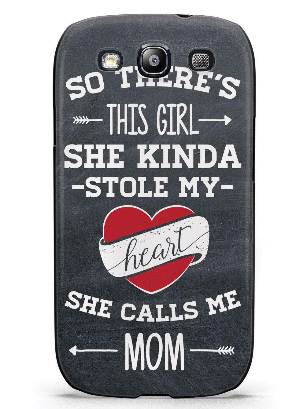 So There's This Girl - Mom Case