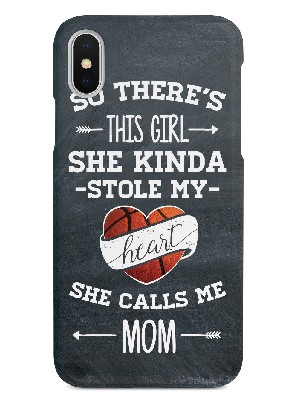So There's This Girl - Basketball Player - Mom Case