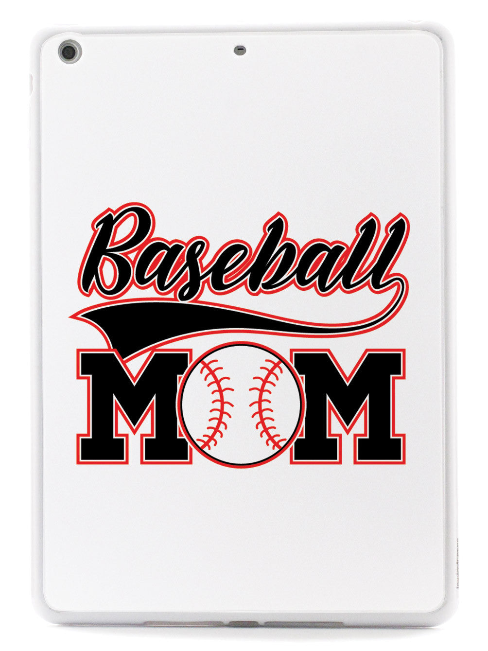 Baseball Mom - White Case