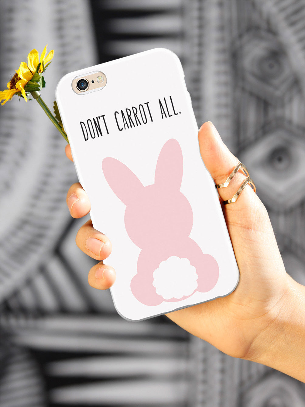 Don't Carrot All - Bunny Case