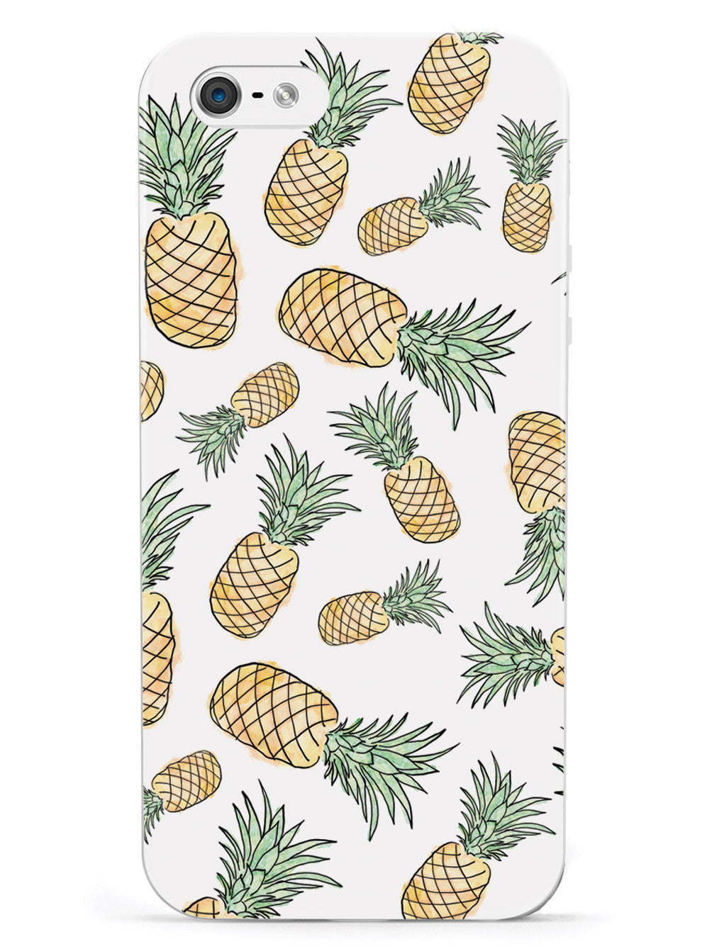 Pineapple Pattern Case