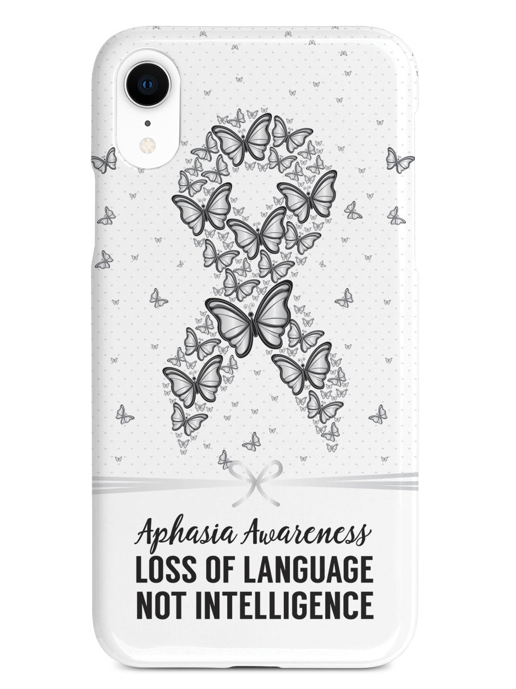 Aphasia - Loss of Language, not Intelligence Case