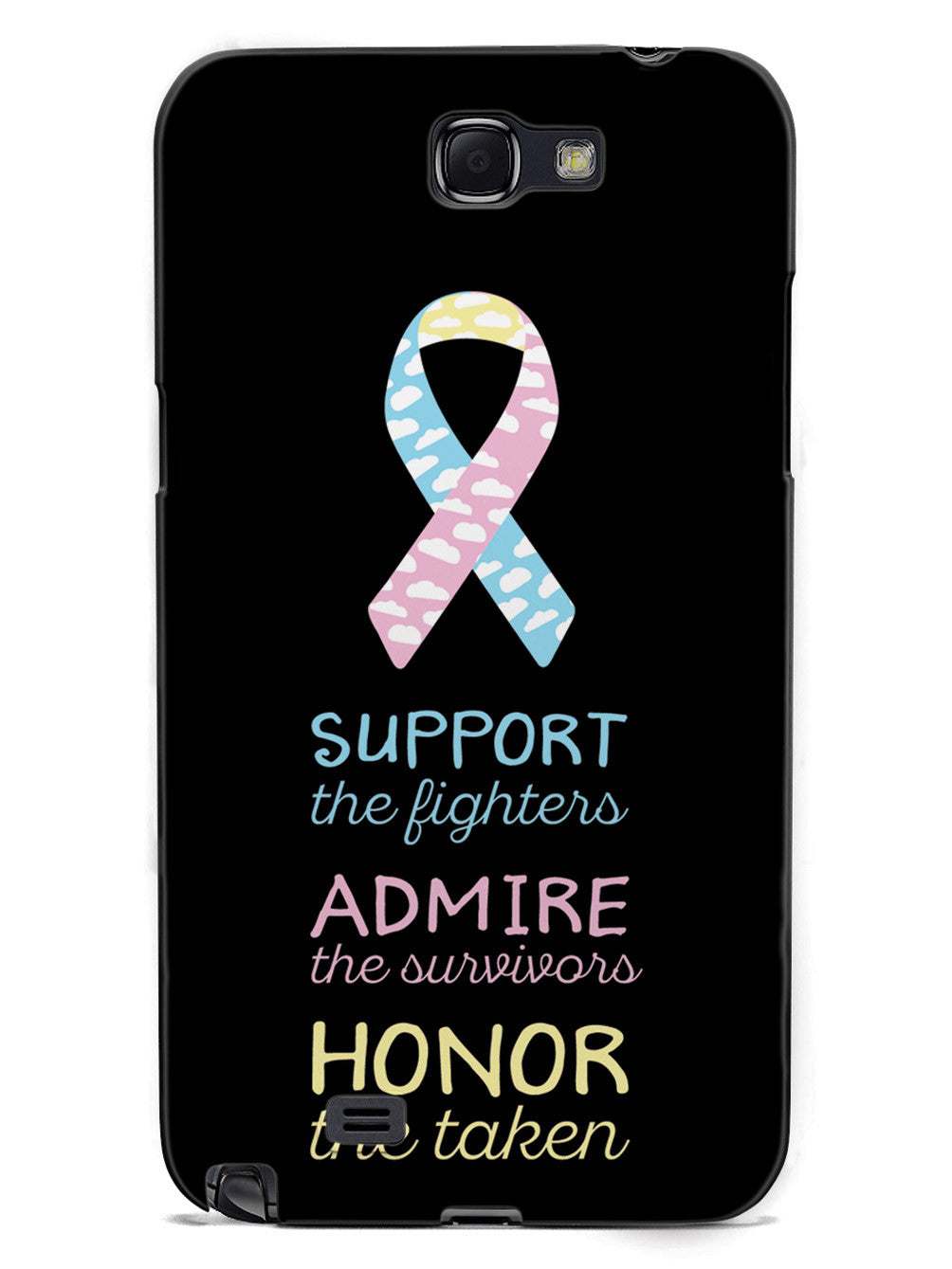 Support, Admire, Honor - CDH Awareness Case