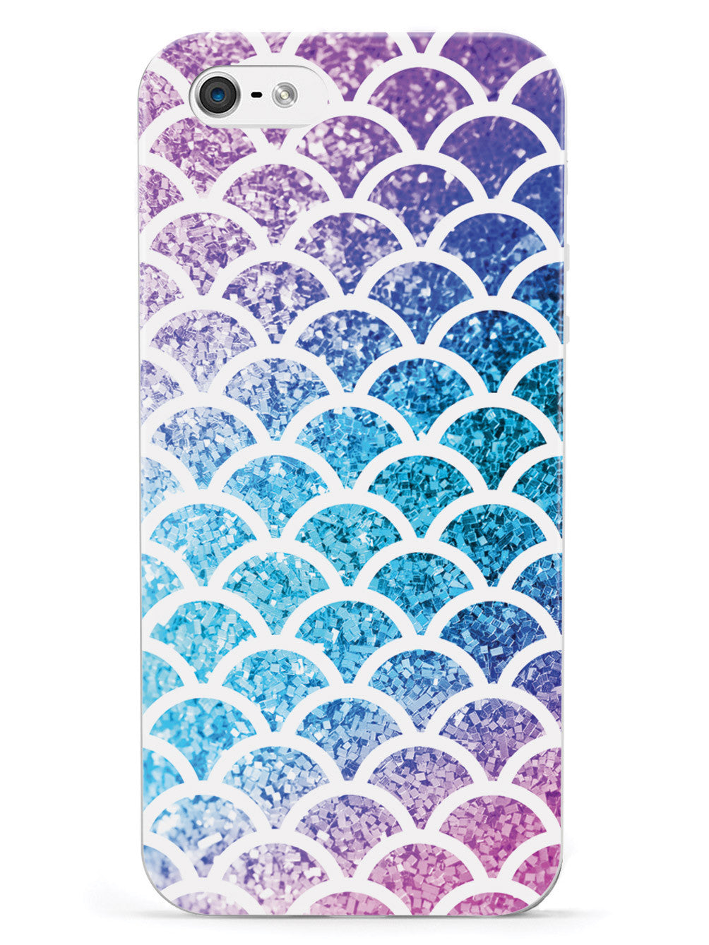 Mermaid Scales - Rainbow Case