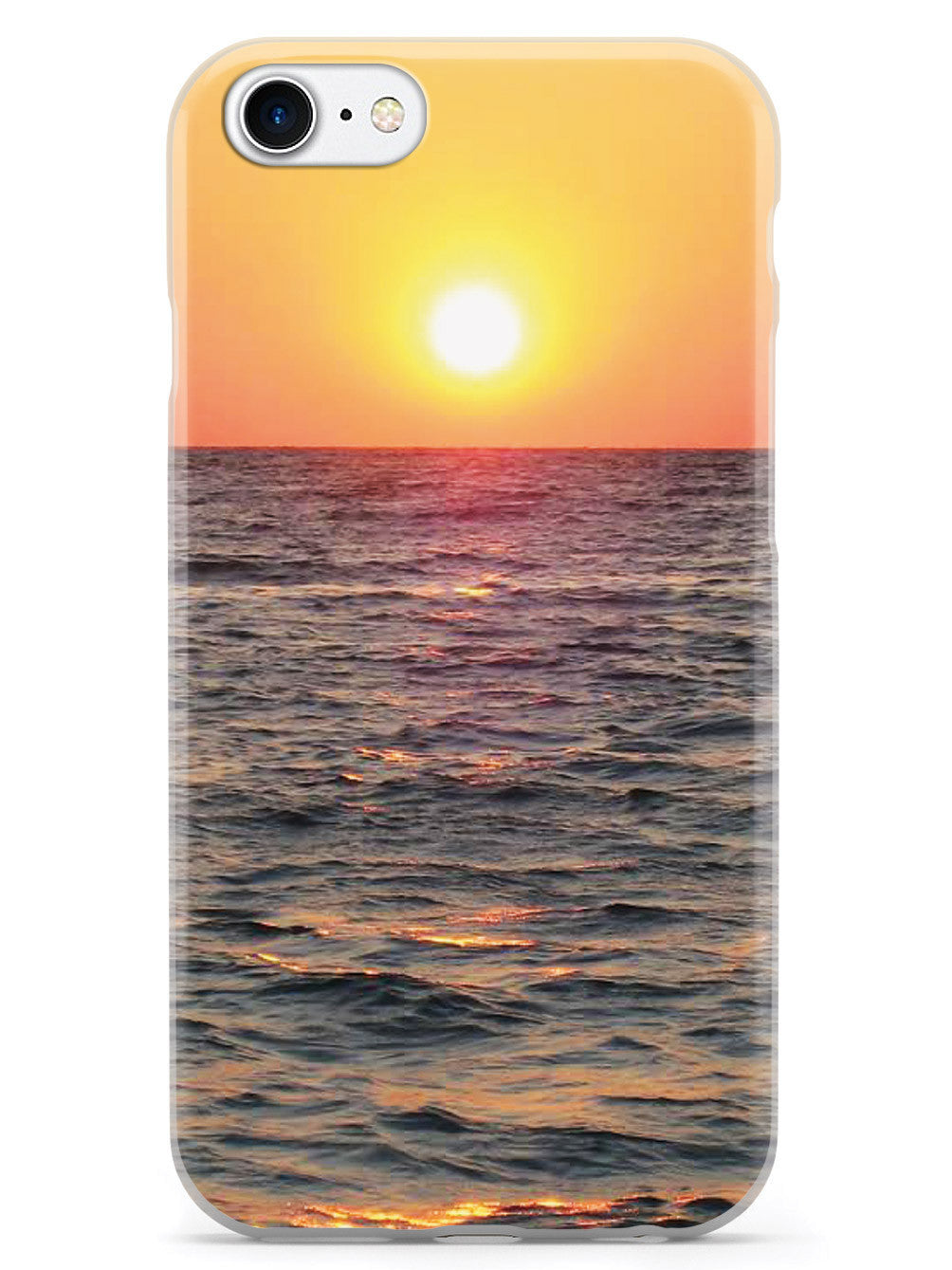 Beautiful Ocean Sunset Case